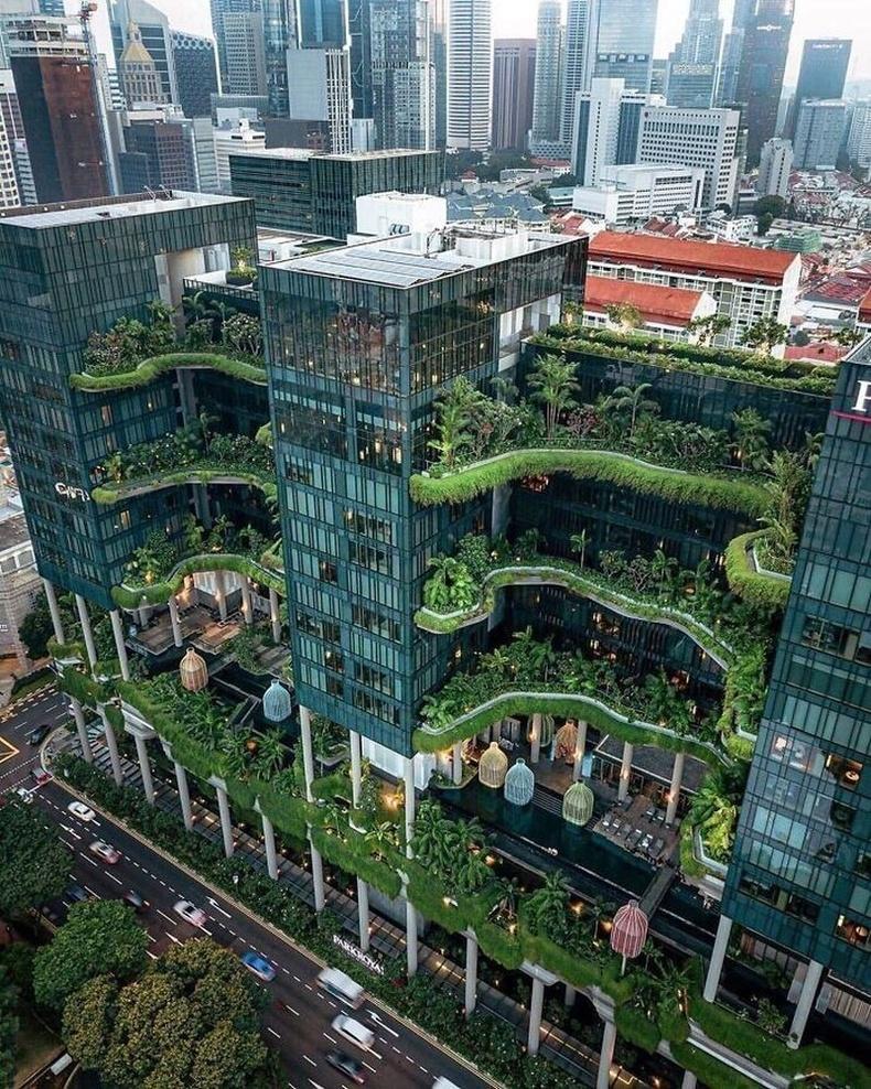 Сингапур дахь Park Royal зочид буудал