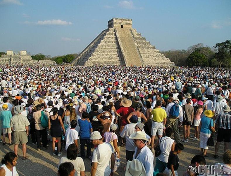 Чичен-Ица, Мексик