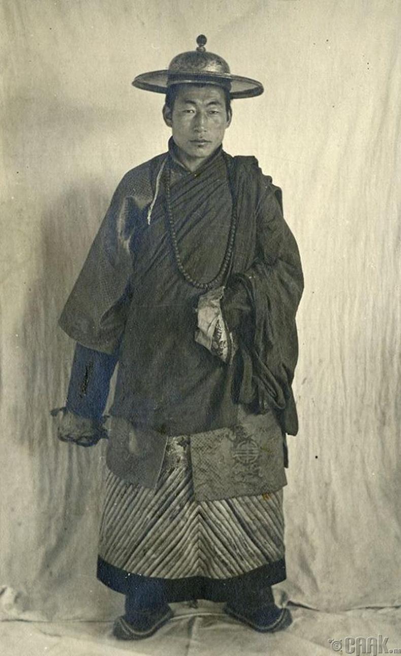 Хүрээ лам - 1920 он