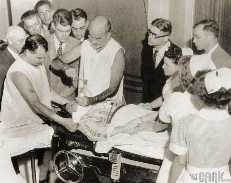 Эртний эмчилгээний арга техник