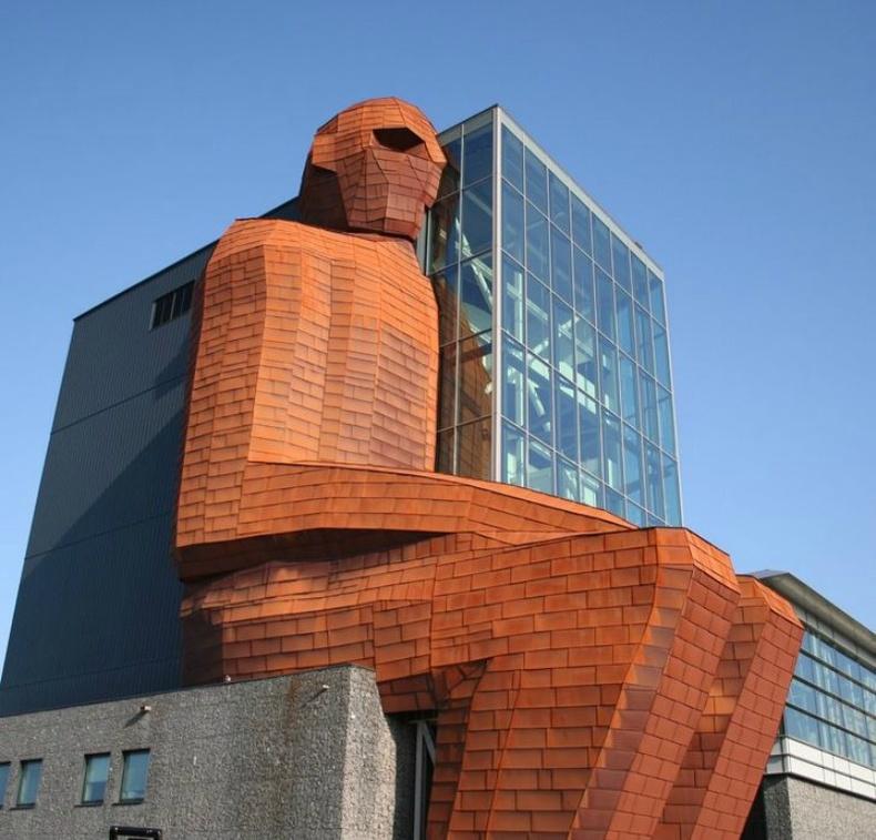 Хүний биеийн хэлбэртэй музей - Нидерланд, Угстгест