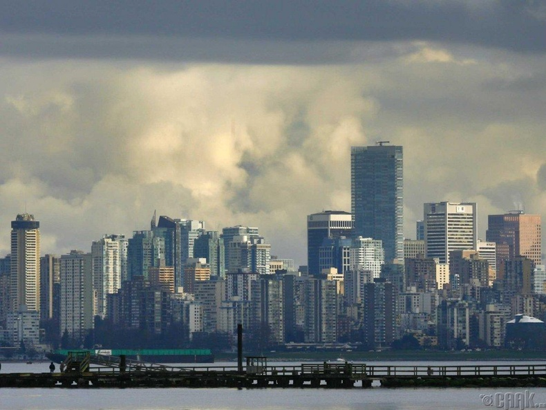 Канадын Ванкувер хот
