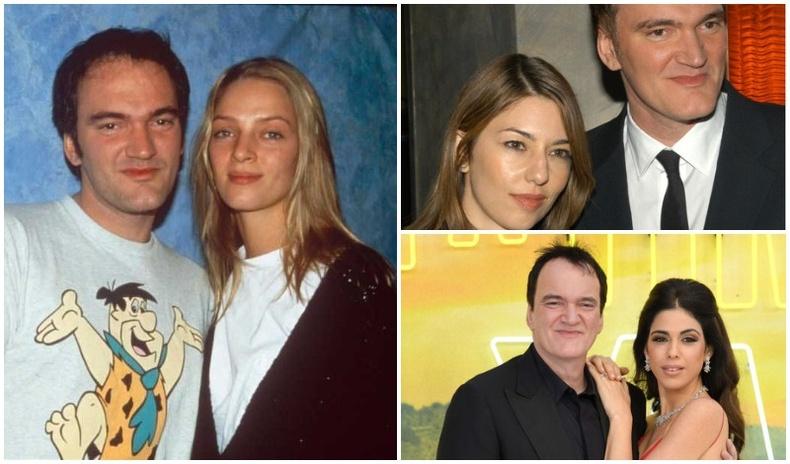 Алдарт найруулагч Квентин Тарантиногийн хайрыг татаж, онгод нь болж байсан бүсгүйчүүд