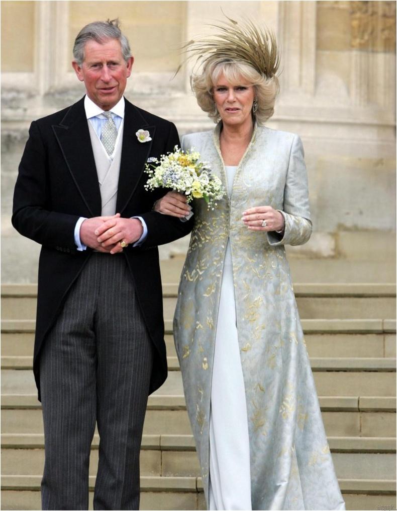 Чарльз хунтайжийн дахин гэрлэлт