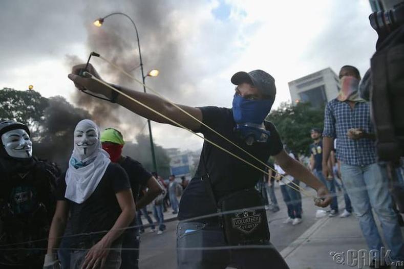 Каракас хот, Венесуэл улс