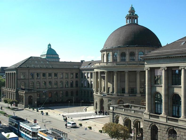 Швейцарийн технологийн үндэсний хүрээлэн (Swiss Federal Institute of Technology),86.3