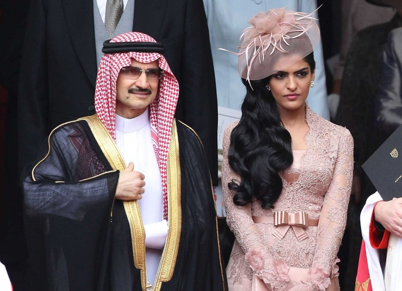 Арабын хааны гэр бүлийн итгэмээргүй нууцууд