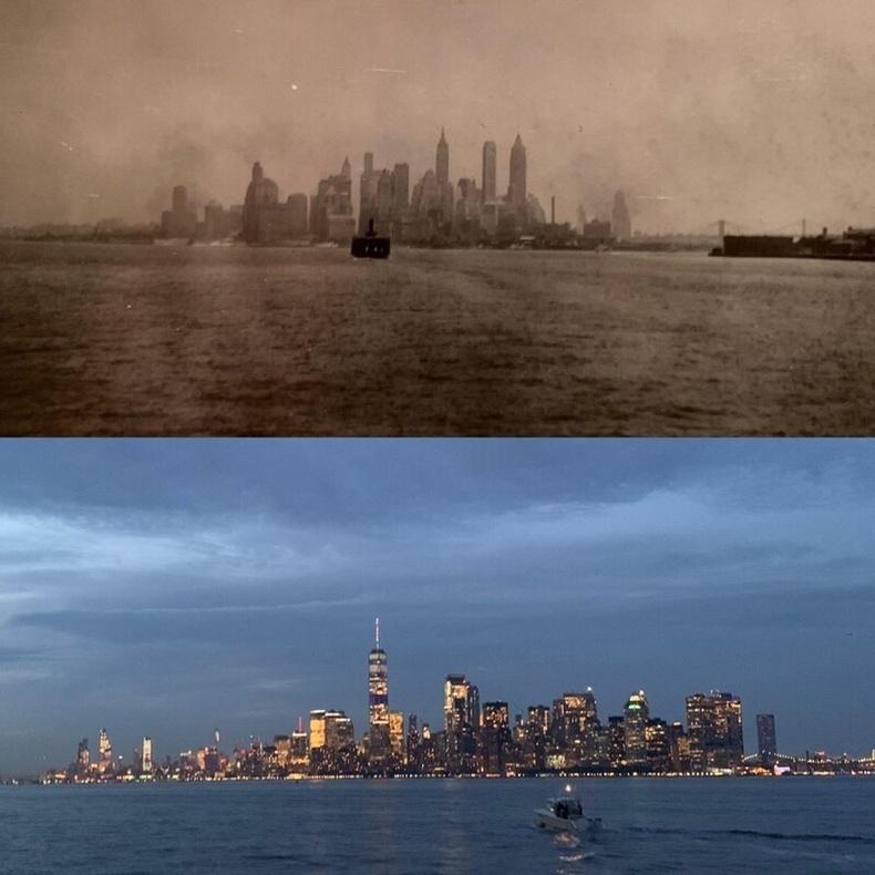 Нью-Йорк боомт - 1937, 2019 онд.