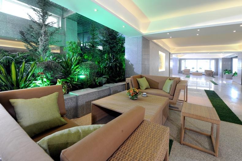 Оршин суугчдад зориулсан green garden, тусгай үйлчилгээнүүд