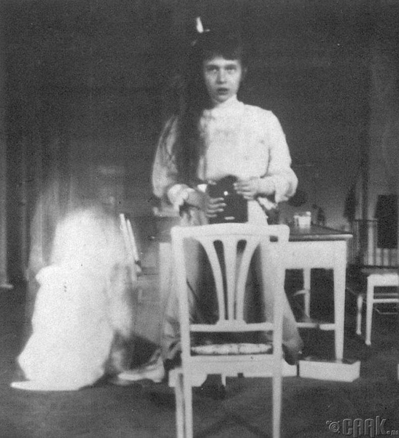 Оросын эзэнт гүрний гүнгийн авхай Анастасия Николаевна - 1914