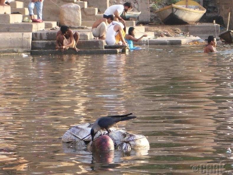 Ганга мөрөн, Энэтхэг