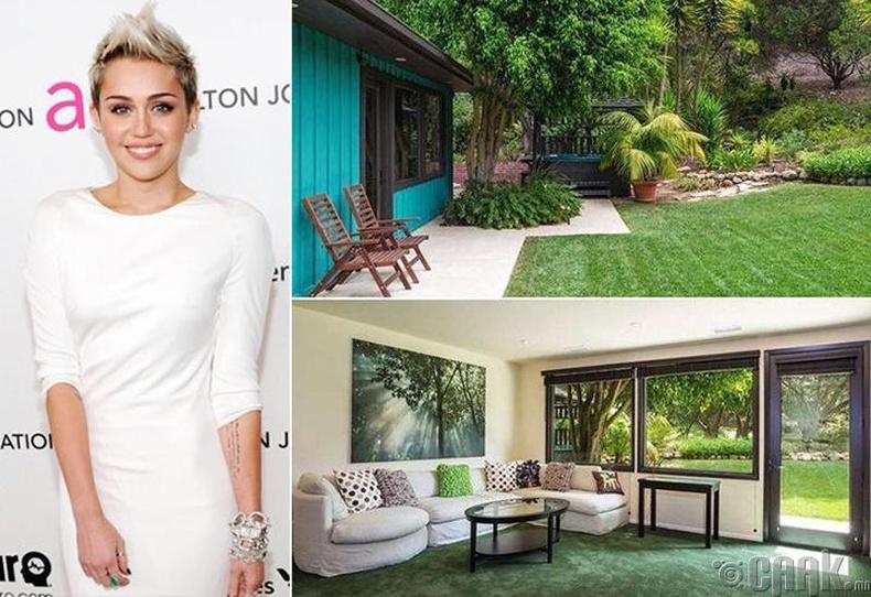 Майли Сайрус (Miley Cirus) - Малибу, 2.5 сая ам.доллар