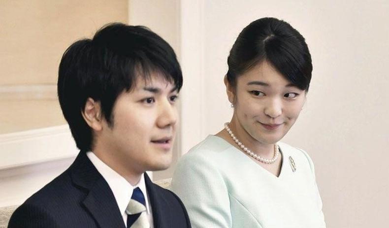 Хайртай хүнтэйгээ гэрлэхээр 3 дахь жилдээ зүтгэж буй Японы гүнж