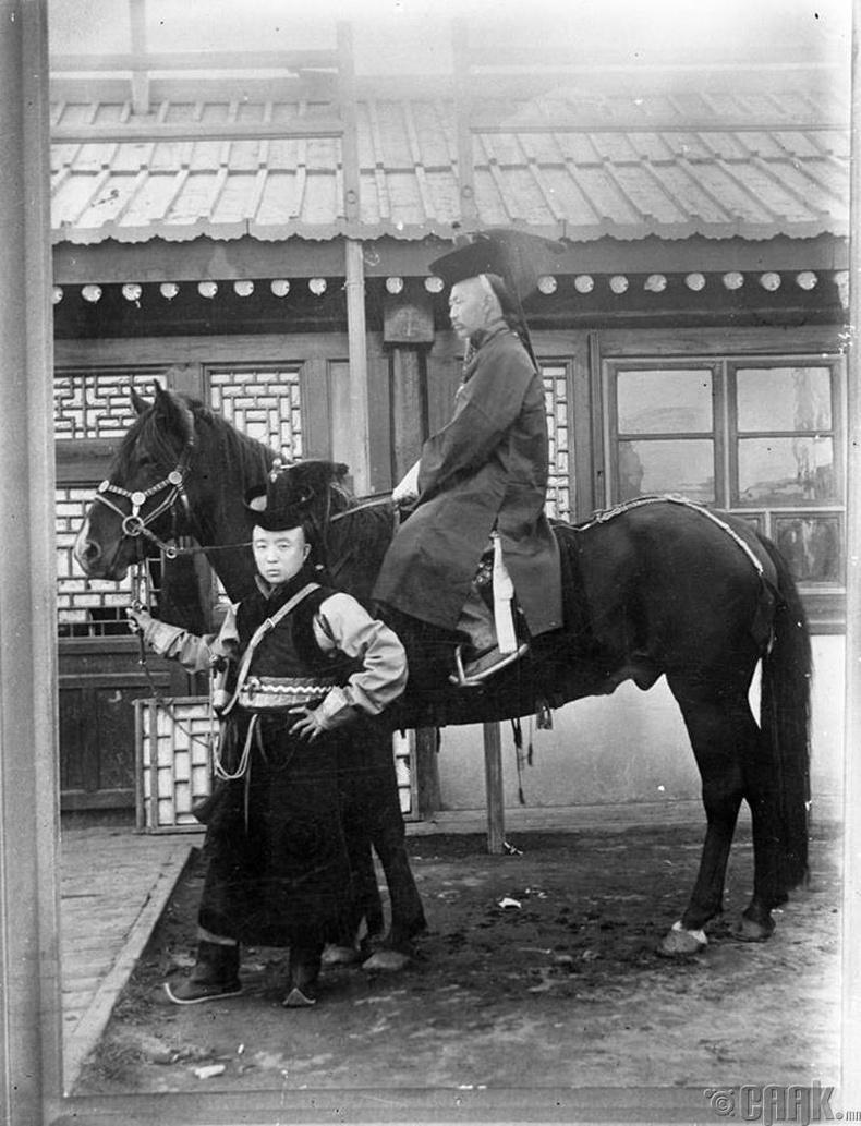Зоригт баатар Тогтох гүн - 1920 он