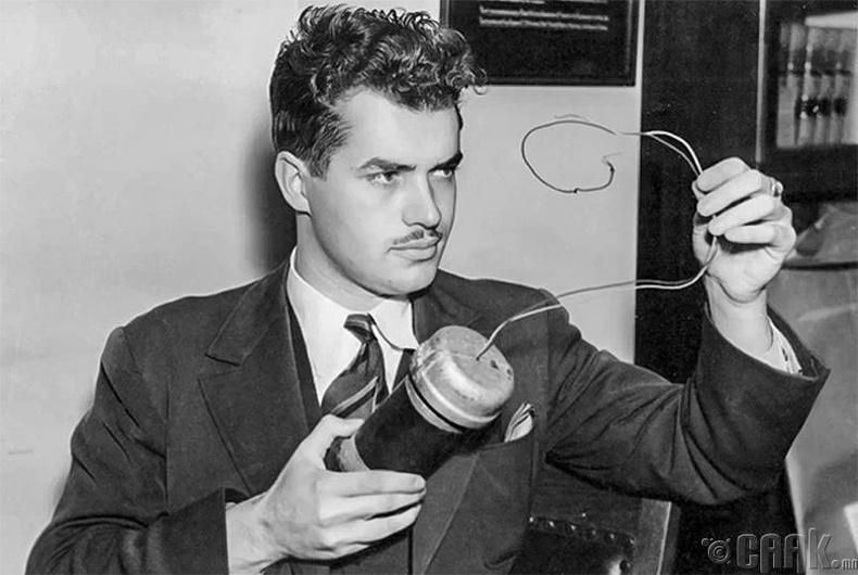 Жек Парсонс (1914–1952)