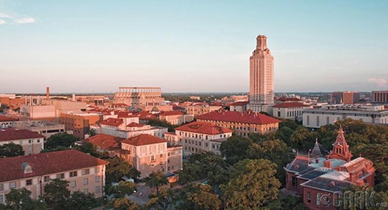 Техасын их сургууль