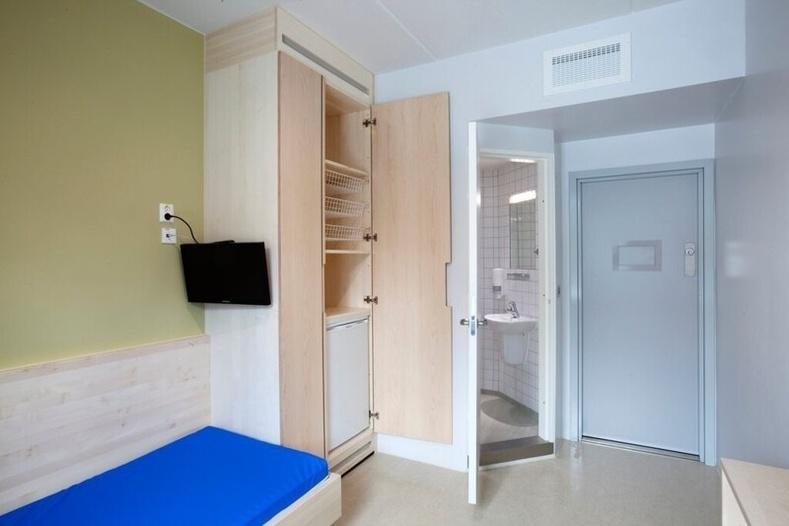Халден хотын шорон, Норвеги