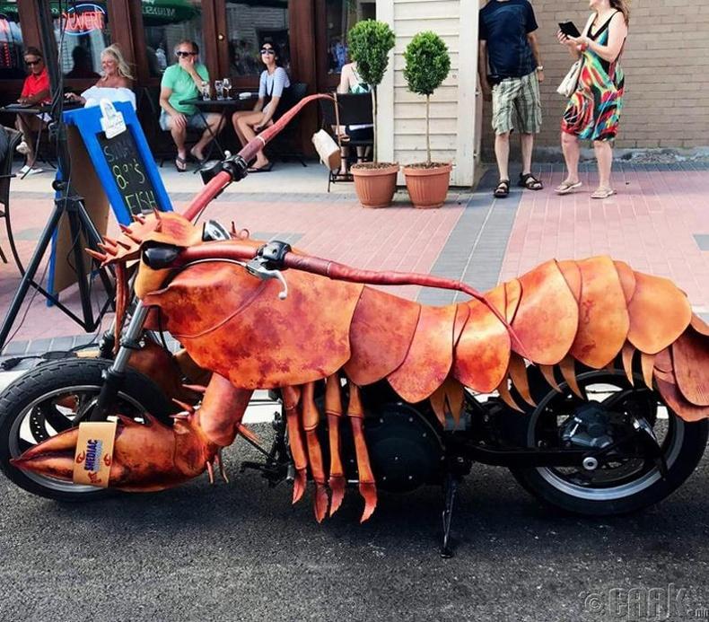 Хавчин мотоцикль