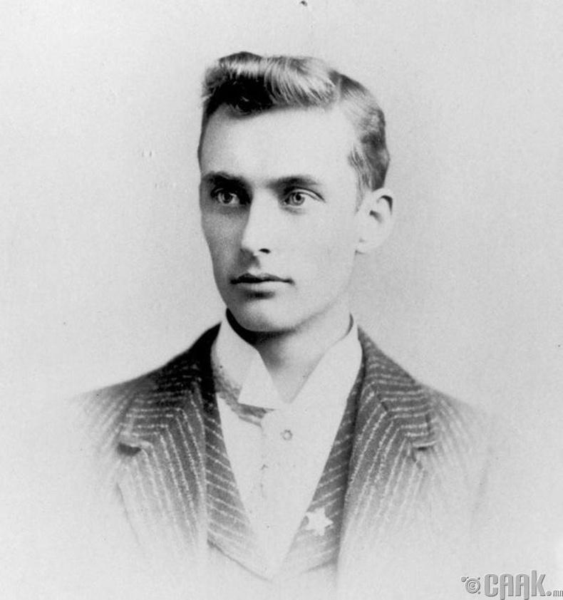 Жүжигчин Шерман Херберт Форд (Sherman Herbert Ford) - 1900 он