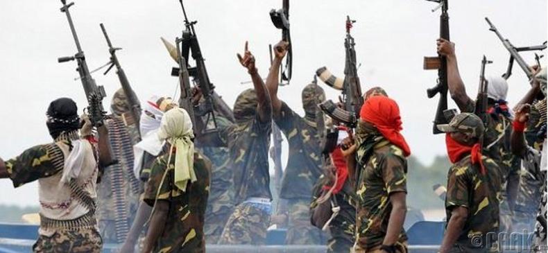 """""""Боко Харам"""" (Boko Haram)"""