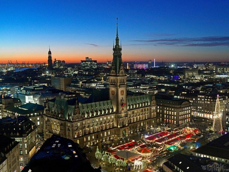 Германы Гамбург хот