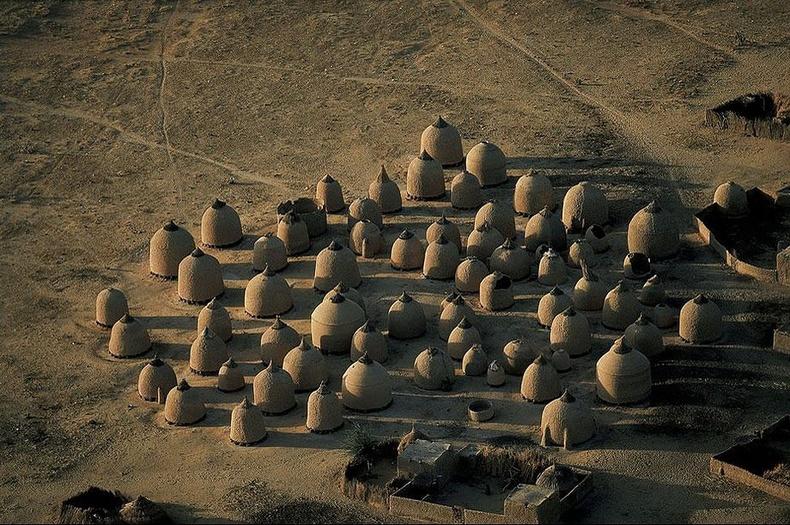 Тахуа тосгон - Нигер