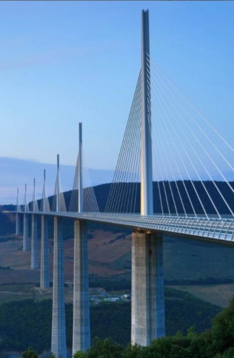 """""""Viaduc de Millau"""" гүүр, Франц"""