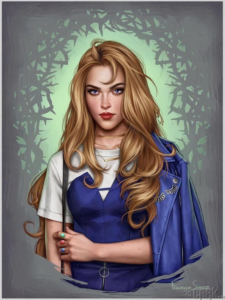 Аврора (Нойрсож буй гоо бүсгүй)