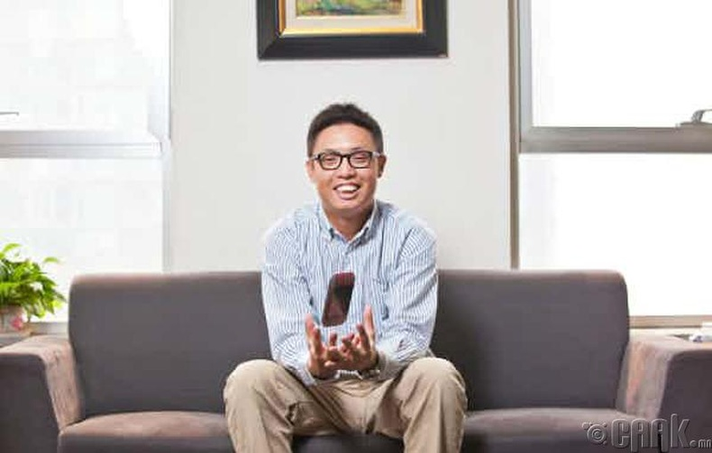 Хе Житао (He Zhitao) - 1 тэрбум доллар, 35 настай