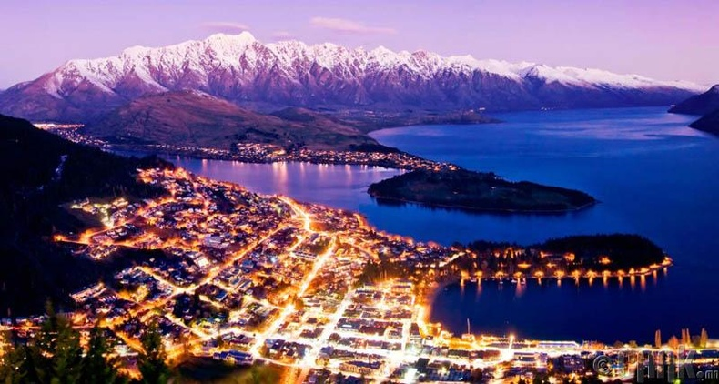 Квинстаун, Шинэ Зеланд улс