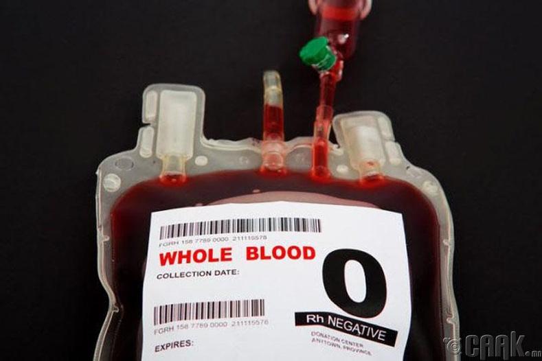 Үхсэн хүний цусыг сэлбэх боломжтойг олж нээжээ