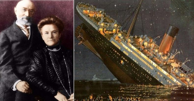 """""""Титаник""""-ийн жинхэнэ хайрын түүхүүд"""