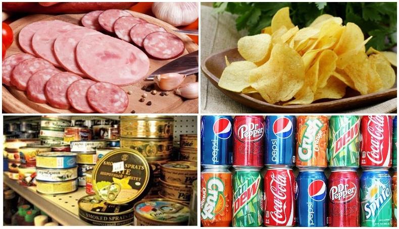 Бидний өдөр бүр иддэг,  хорт хавдар үүсгэгч хоол хүнс