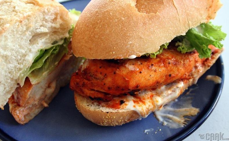 Тахианы сэндвич