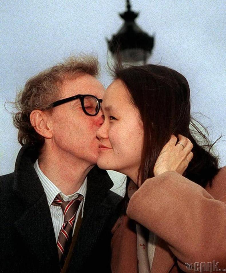 Вүүди Аллен - Өөрийн охинтойгоо гэрлэсэн найруулагч