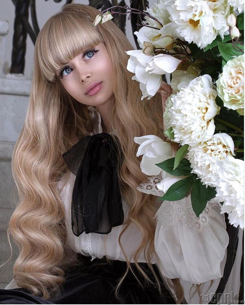 Анжелика Кенова (Angelica Kenova)