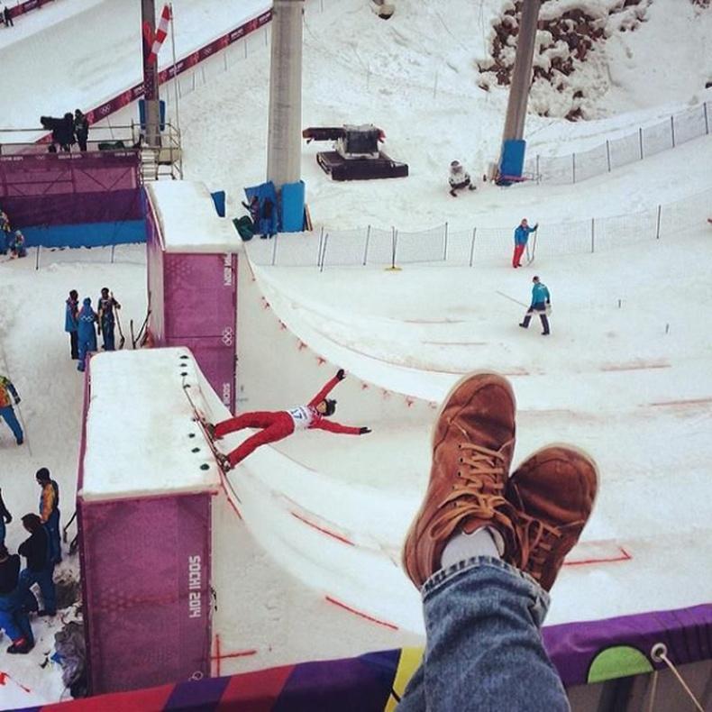 Олимпийн элдэв зураг