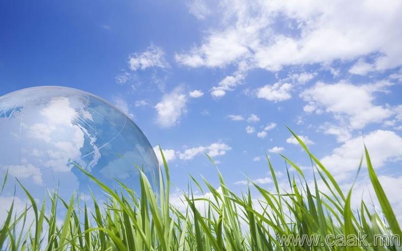 Байгаль экологи