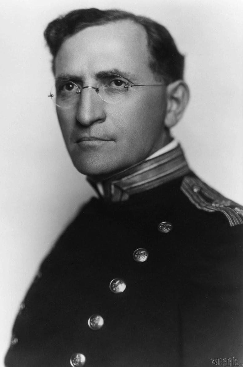 Жосеф Голдбергер (Joseph Goldberger 1874-1929 он)