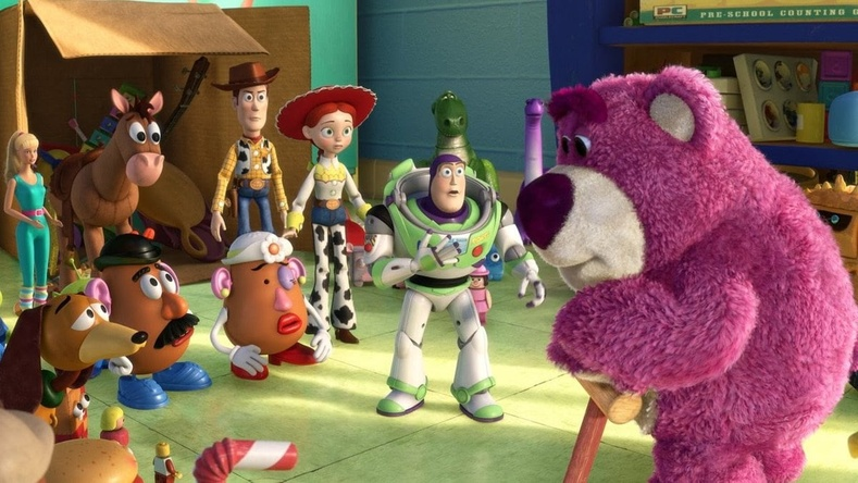 """""""Toy Story 3: The Great Escape"""" (2010) - 98%"""