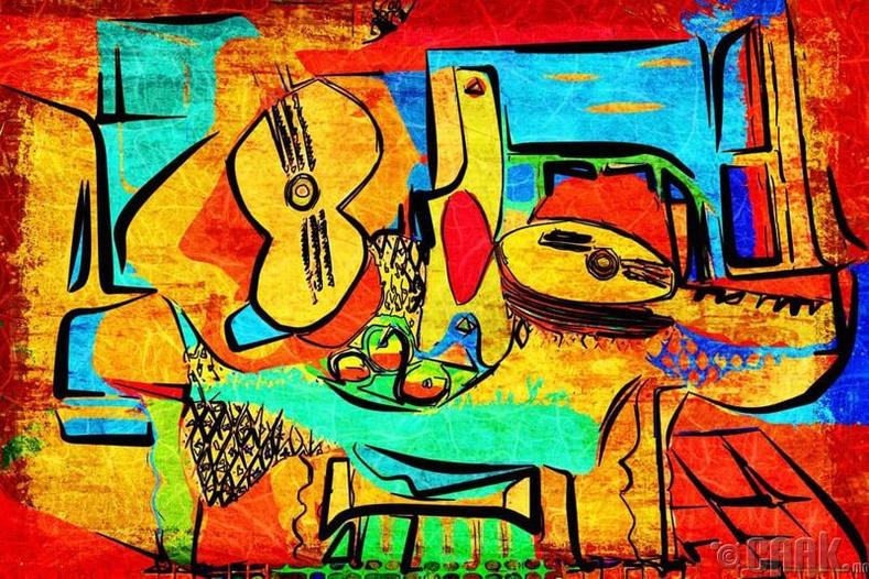 Пикассо (Picasso)-той адил