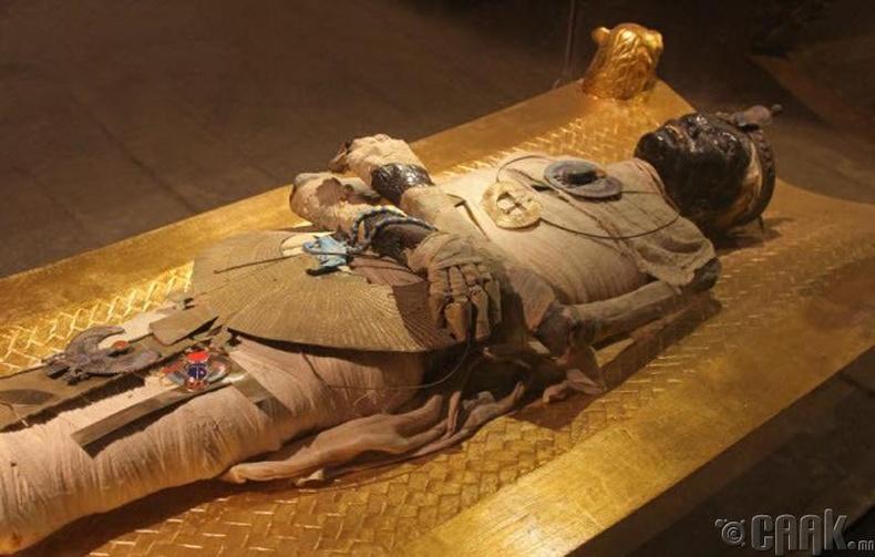 Эртний Египет улсад ч агаарын бохирдол байсан