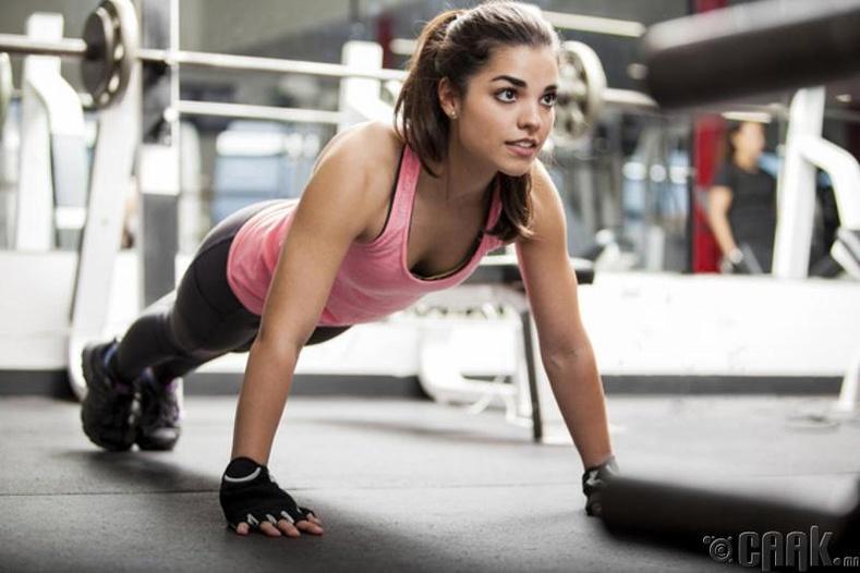 Зарим дасгал арьсанд муу нөлөөтэй