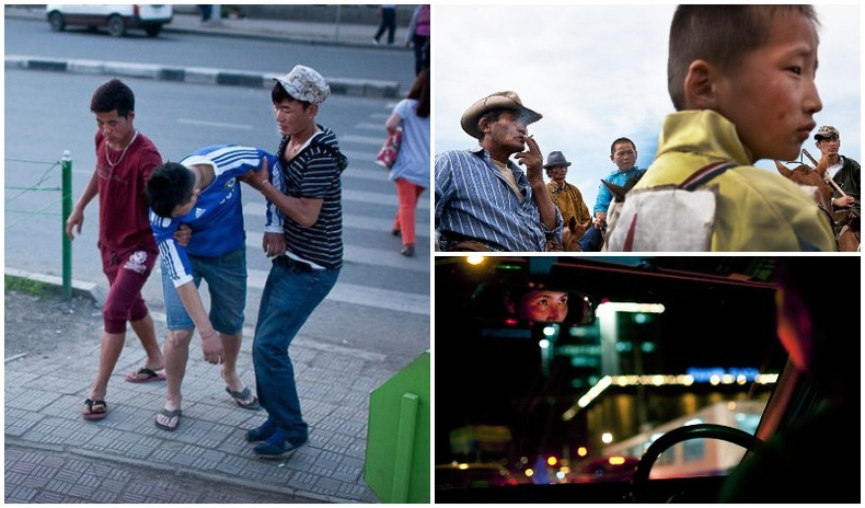 Монгол орон Америк гэрэл зурагчны дуранд...