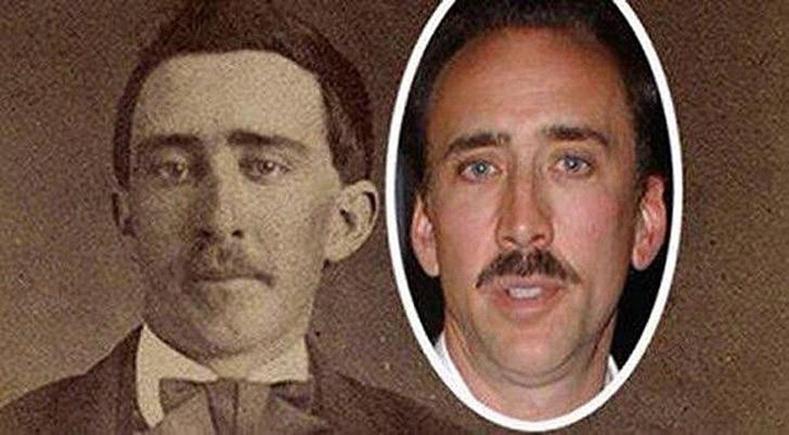Николас Кейж ба Теннесси мужид иргэний дайны үед амьдарч байсан хүн (Nicolas Cage)