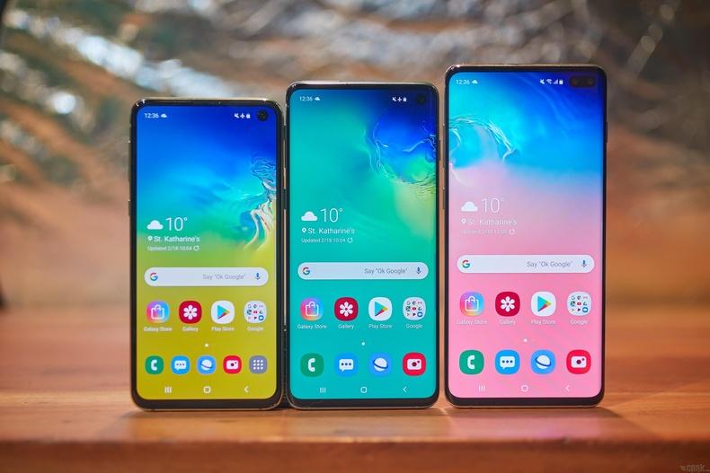 """Samsung """"Galaxy S10"""""""