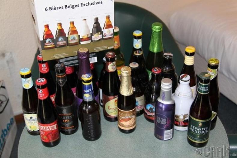 """Бельгид сурагчдаа шар айраг уухыг нь хүлээн """"зөвшөөрдөг"""" байсан"""