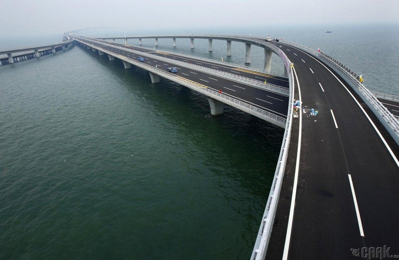 """The Jiaozhou Bay Bridge"" - 16 тэрбум доллар"
