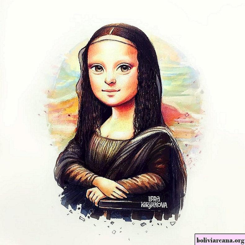 Mона Лиза
