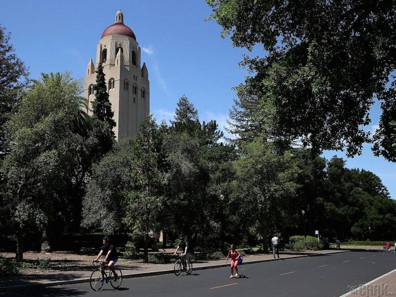 Станфордын их сургууль, АНУ (93.9)